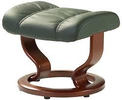 stressless consul recliner chair ottoman