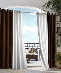 pergola curtains sunbrella outdoor ds curtain rods home depot