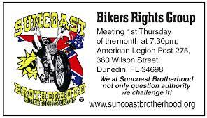 Business Card Suncoast Brotherhood