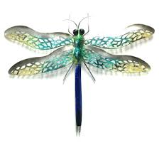 wall decor image of dragonfly wall decor for a bedroom pertaining to most recently released