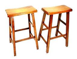 cherry wood bar stools stool backless marvellous wooden