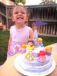 An Easy Disney Princess Cake You Can Make