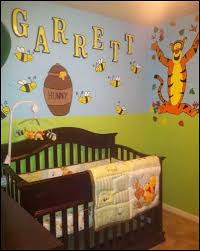 Amazing Winnie The Pooh Nursery Decorations   Google Search