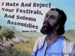 Image result for Prophet Amos people of Israel became complacent