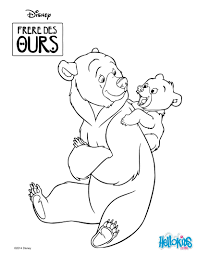 Coloring Page Of The Disney Movie