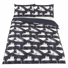 design project by john lewis no 029 night sky super king duvet cover new
