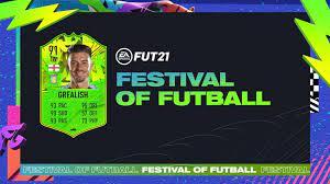FIFA 21: Jack Grealish Festival of FUTball SBC -…