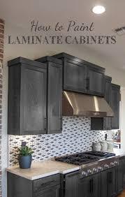 painting laminate furniturePainting Laminate Cabinets  Painted Furniture Ideas
