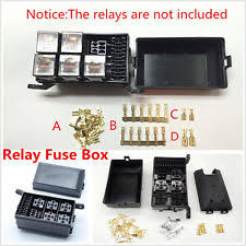 fuse relay box parts & accessories ebay how to open the fuse relay box 1998 suburban at How To Open Fuse Relay Box