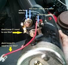 ford ka starter motor wiring diagram wiring diagram 720 x 694