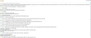 Good Customer Service Examples Chat From Amazon
