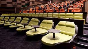 theaters with beds recliners