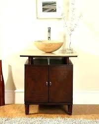 modern concept bathroom vanities bowl sinks vessel sink vanity diy concrete top for vani