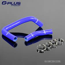 Silicone Radiator Hose Kit Fit For TOYOTA COROLLA AE86 4A GE 4AGE ...