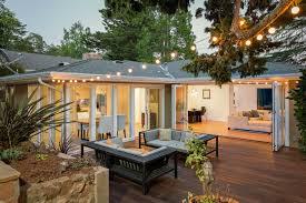 Outdoor deck lighting ideas pictures Solar Deck Lighting Ideas That Will Transform Your Outdoor Living Space Barn Door Deck Lighting Ideas For Your Outdoor Living Space