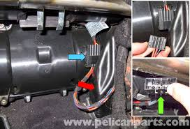 bmw e60 5 series blower motor blower motor resistor replacement large image