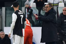 Sarri: Ronaldo to be evaluated ahead of Juventus-Roma ...