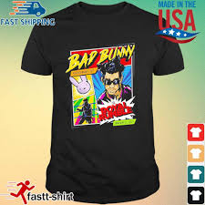 Bad Bunny Royal Rumble Performing Live January 31 2021 Shirt,Sweater,  Hoodie, And Long Sleeved, Ladies, Tank Top