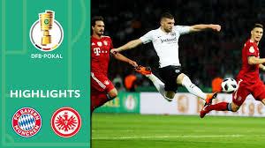 Drama, VAR, Verlängerung | Highlights DFB-Pokalfinale 2017/18 | FC Bayern - Eintracht  Frankfurt 1:3 - YouTube