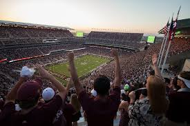 texas a m football game day guide 2018