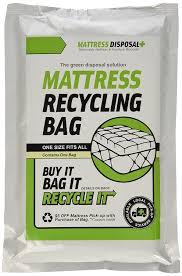 mattress recycling. Amazon.com: Mattress Disposal Plus The Recycling Bag: Health \u0026 Personal Care A