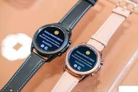Đồng hồ thông minh samsung galaxy Watch 3 Size 41mm-45mm