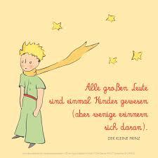Der Kleine Prinz The Little Prince Zitat Qotd Kinder