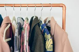 copper pipe clothing rack