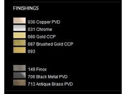 Gessi Colour <b>внутренняя часть для</b> верхнего душа 57977.238