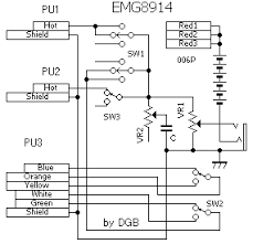 emg sa 89 wiring diagram wiring diagrams emg89 wiring mod