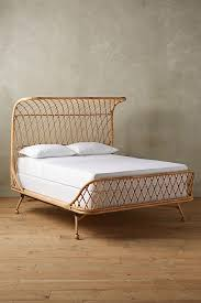 wicker bed frame.  Wicker Slide View 1 Curved Rattan Bed In Wicker Frame A
