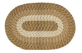 m nylon straw braided rug