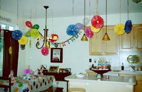 Small Picture 1st Birthday Party Decorations At Home Decoration Ideas Clipgoo
