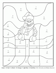 Small Picture First Grade Christmas Coloring Pictures Coloring First Grade