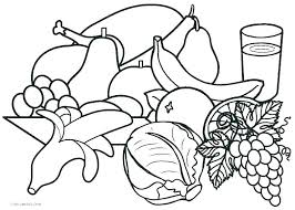 Junk Food Coloring Pages Unhealthy Food Coloring Pages Fast Food