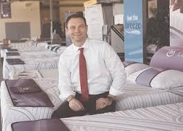 mattress hub. ryan baty, a former professional baseball player, is the skipper of mattress hub, respected bedding specialty retailer operating 13 stores across hub