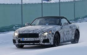 Spy photos of the new #Toyota Supra/#BMW Z5 spotted: http://www ...
