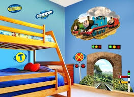 thomas the train wall decor the train wall decals large