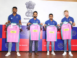 ipl no more blues rajasthan royals go pink to raise t cancer awareness the economic times