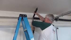 fix broken garage door spring. Fixing Broken Garage Door Spring Fix H