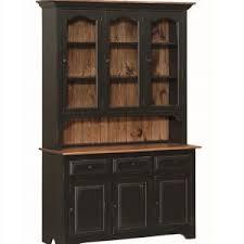 kitchen furniture hutch. 3 Door Hutch With Glass Doors Kitchen Furniture