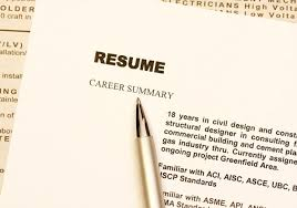 written resume 12 myths about writing your resume