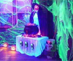 haunted house lighting effects. this really does look like a haunted house we lighting effects