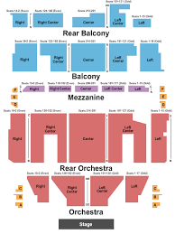 Orpheum Seating Chart View Orpheum Theatre Seating Chart Boston