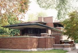 Private House Frank Lloyd Wright Style House