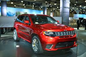 2018 jeep demon. Beautiful Jeep The 840horspower Dodge Challenger SRT Demon Stole The Show At 2017 New  York Auto Show But 2018 Jeep Grand Cherokee Trackhawk Certainly Garnered A  Inside Jeep Demon
