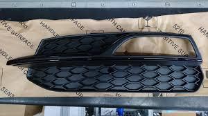 Audi A3 8v Fog Light Bulb Audi A3 8v S Line Front Fog Light Grill Audi Sport Net