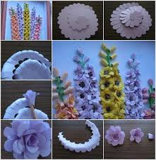 Art Craft Paper Flower Under Fontanacountryinn Com