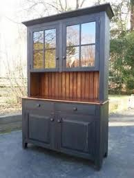 hutch kitchen furniture. Amish Country Kitchen Cabinets   Cabinet Hutch Built Furniture Custom Made