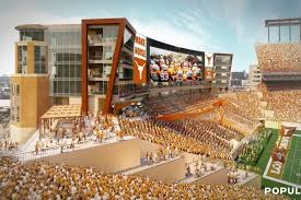 Texas Dkr Memorial Stadium Seating Chart Renderings Show How Royal Memorial Stadium Will Look After